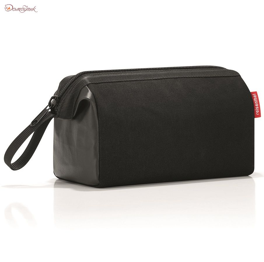 Косметичка Travelcosmetic canvas black - фото 1