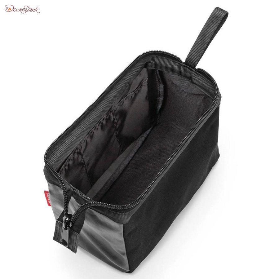 Косметичка Travelcosmetic canvas black - фото 3