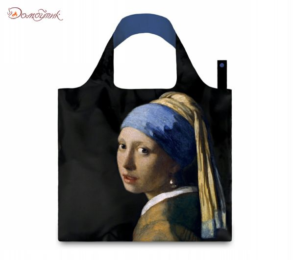 "Сумка ""Johannes Vermeer. Girl with a Pearl Earring"""