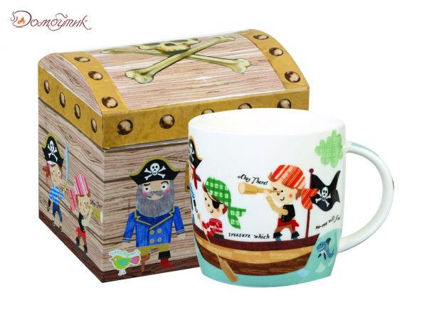 """Кружка """"Пираты"""" 285 мл в подарочной коробке"""