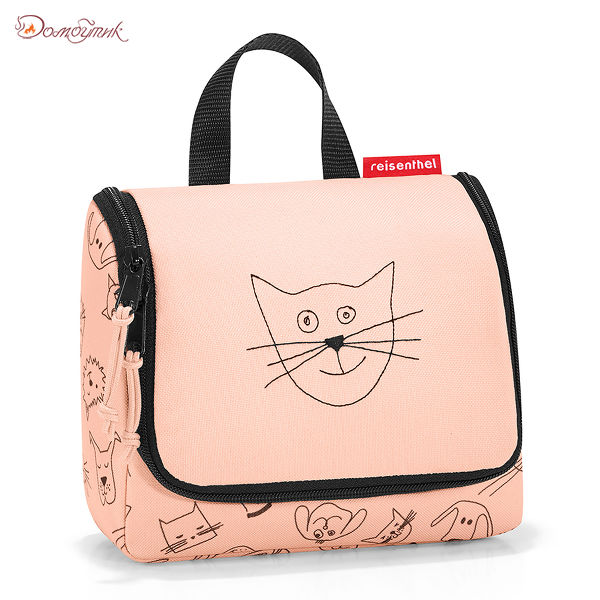 Органайзер детский Toiletbag S cats and dogs rose