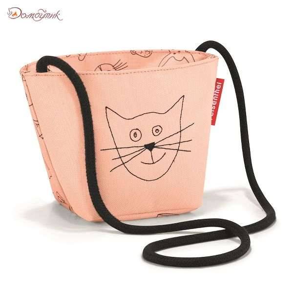 Сумка детская Minibag Cats and dogs rose