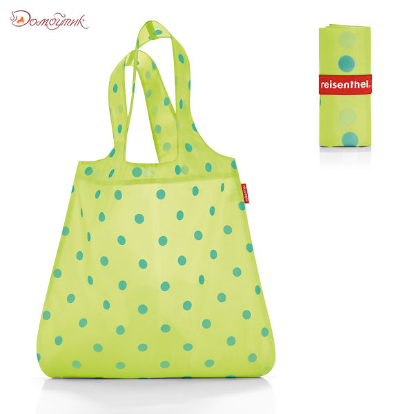 Сумка складная Mini maxi shopper lemon dots
