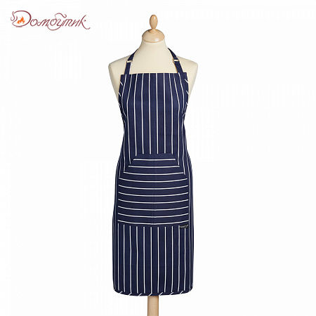 "Фартук кухонный ""BLUE BUTCHER'S STRIPE"", Kitchen Craft"