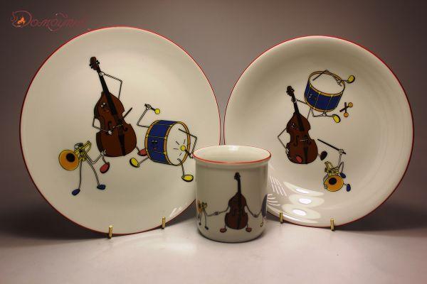 """Детский набор """"Музыкальные инструменты"""", Thun (3 предмета),"""